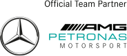 Logo mercedes amg Petronas