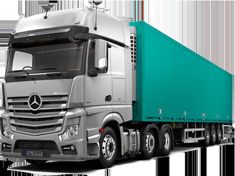 Truck oils